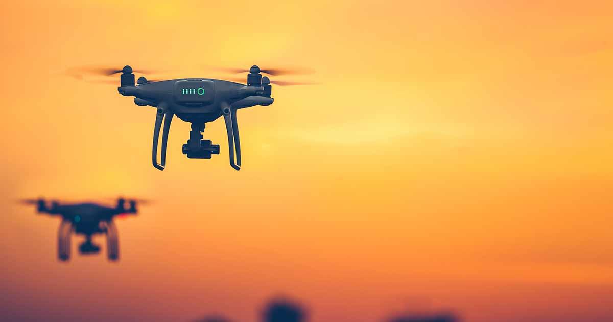 Drones full listing